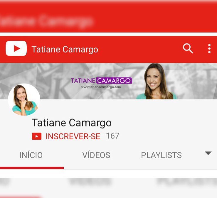 News! MEU canal no YOUTUBE está no AR!